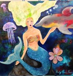 mermaid-dolphin